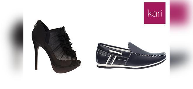 1dc94ac6a Обувь и сумки для мужчин и женщин в бутике KARI, Скидка 30%- Алматы -  Chocolife.me (10173)