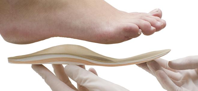 Ортопедические стельки при боли в спине