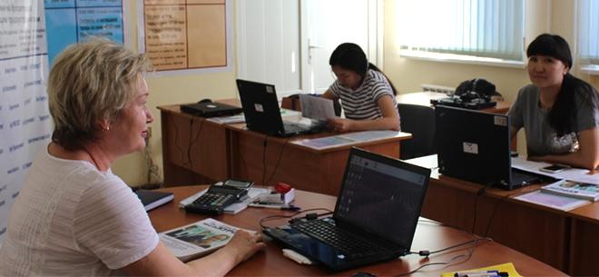 Курсы бухгалтера онлайн алматы как отправить декларацию 3 ндфл через личный кабинет госуслуги