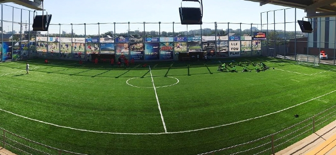 Обучение футболу для детей от 6 до 15 лет, скидка 66% - Астана ... d67481edeff